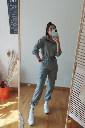 Industrial jumpsuit