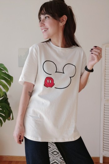 Mousey oversized t-shirt
