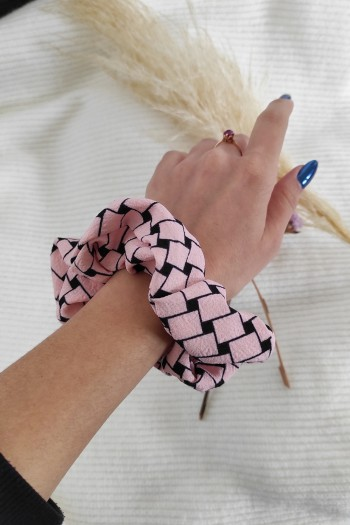 Boxy scrunchies