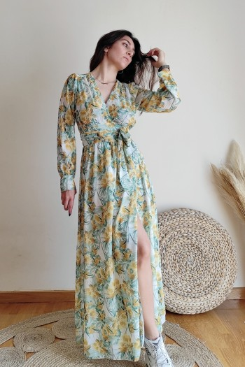 Duende croise dress