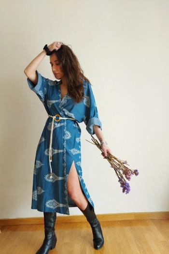 Cornelia croise dress