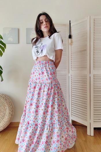 Vaxxi maxi skirt
