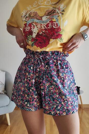 Blossom spring shorts