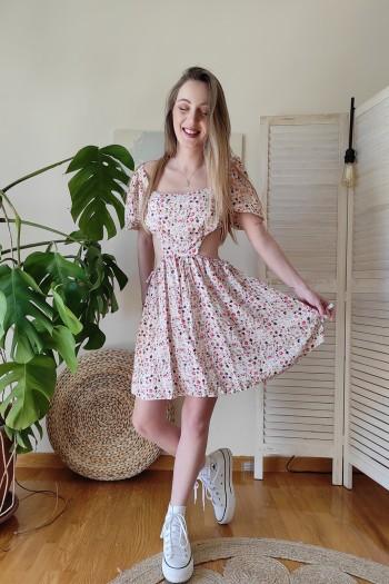 Cut-out cutie dress