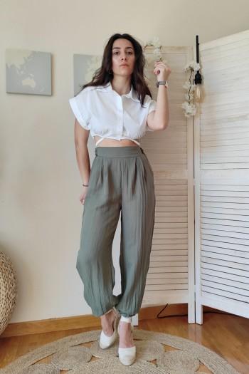 Tatty trousers
