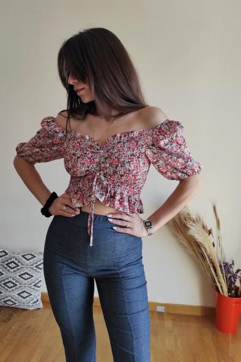 Cute floral top