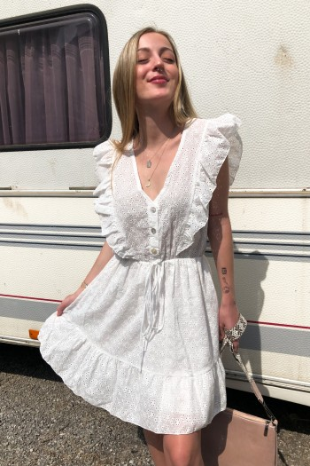 Milka mini dress