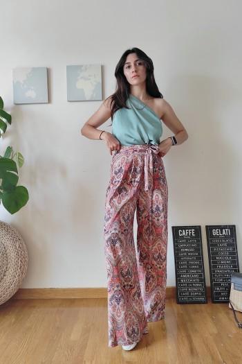 Zane palazzo trousers