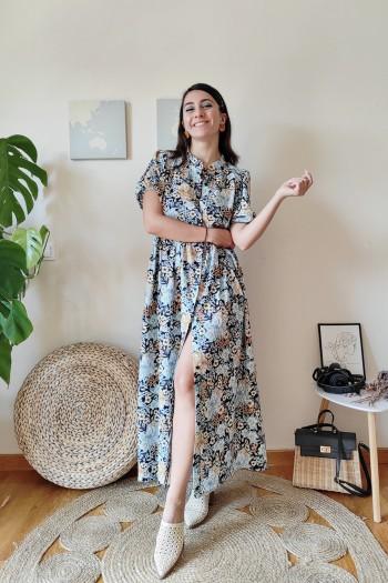 Gabi smock dress