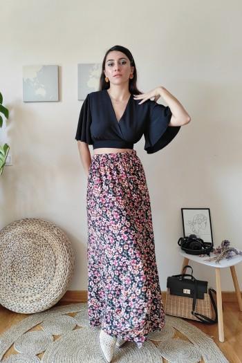 Babioze maxi skirt
