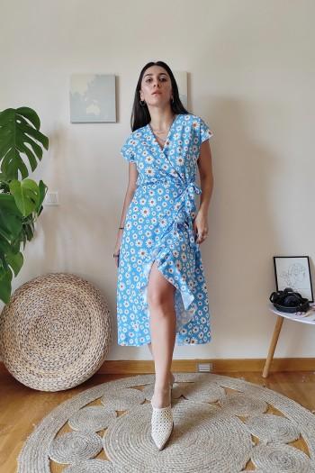 Daisy croise dress