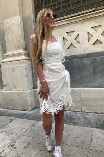 Katalina lace dress