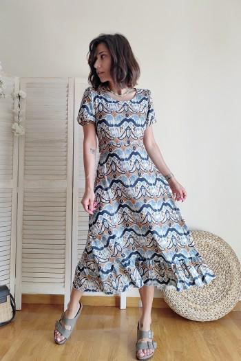 Ninah long dress