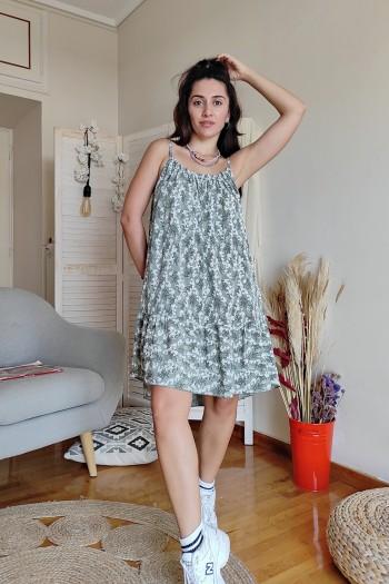 Ballar floral dress