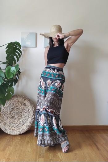 Kallisto A-line skirt