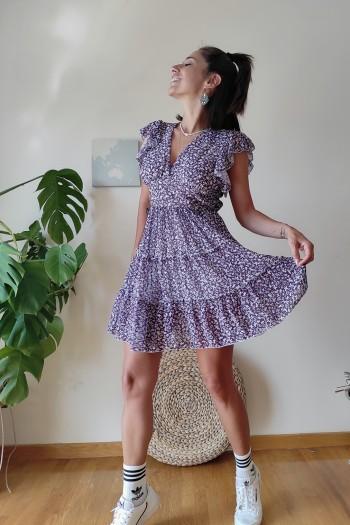 Luchia flowy dress