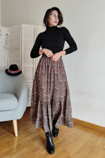 Antonela maxi skirt