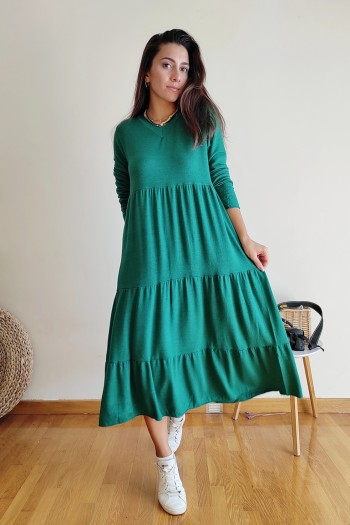 Fedele slouchy dress