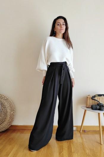 Meena palazzo trousers