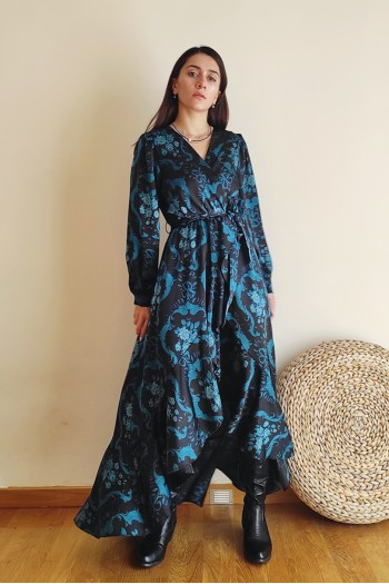 Magella croise dress